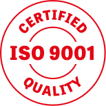Certified ISO 9001 Quality